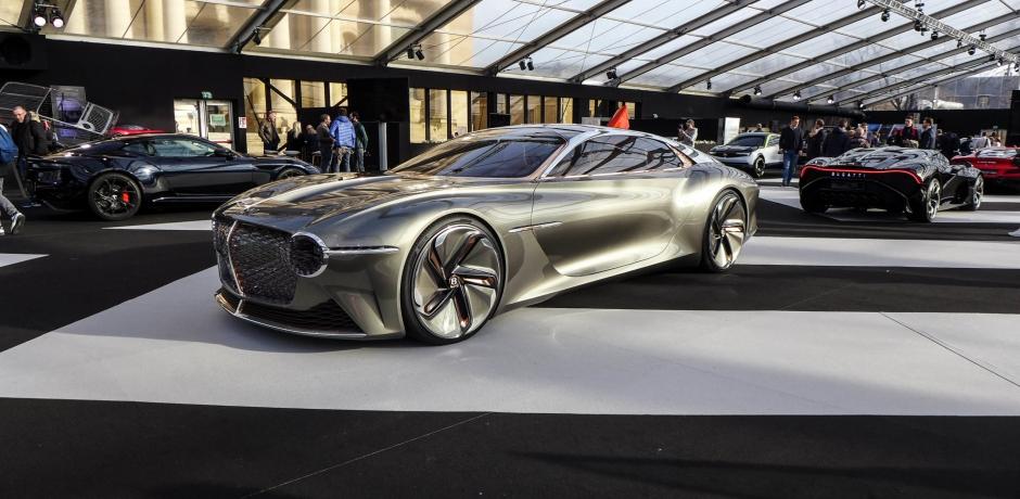 Le design automobile en vedette à Paris