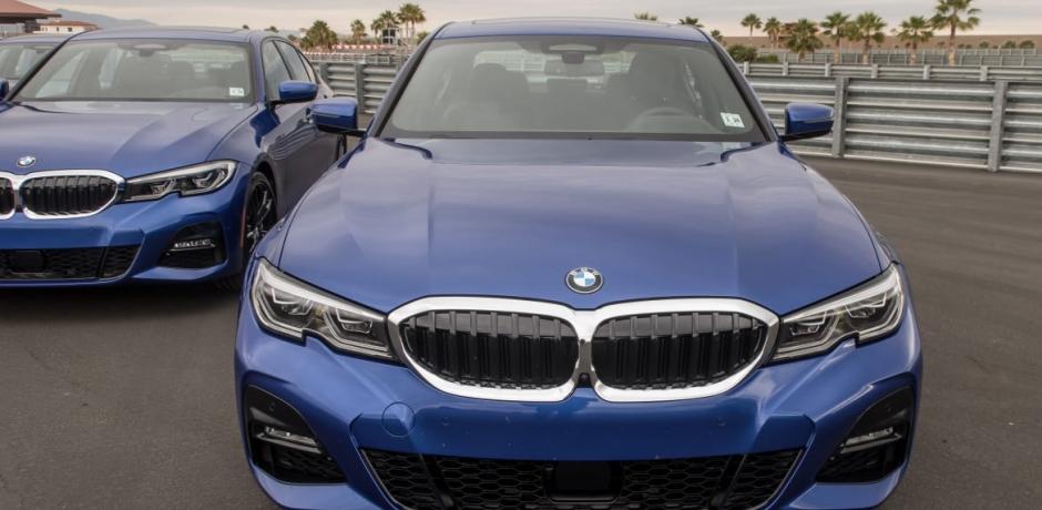 Test de la BMW Série 3