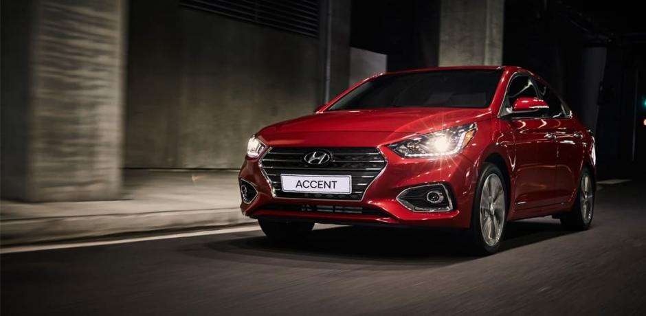 Test de la Hyundai Accent