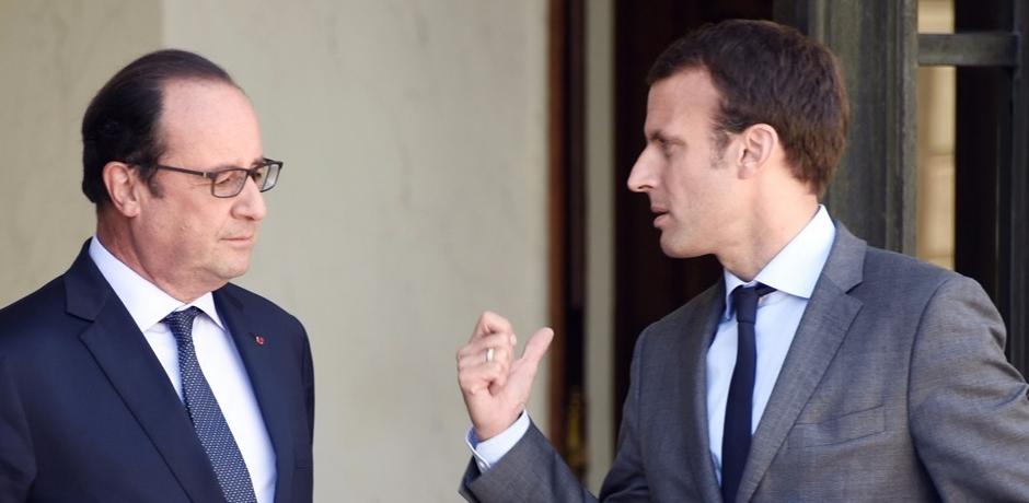 Macron : démission et trahison