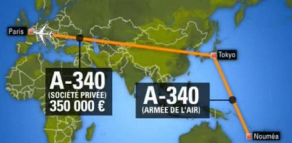 Un A380 à 350.000 euros pour Edouard Philippe