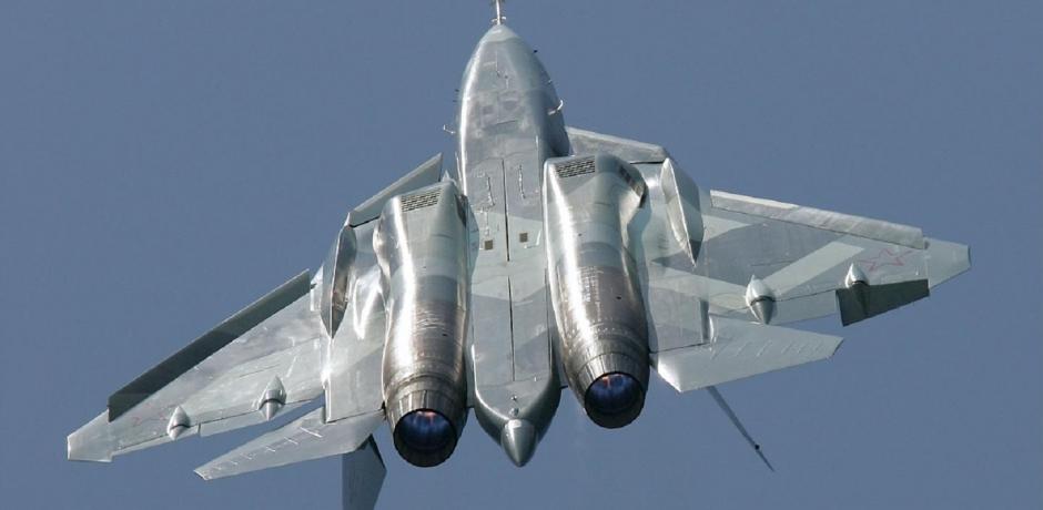 A la rencontre du Sukhoi Su-57