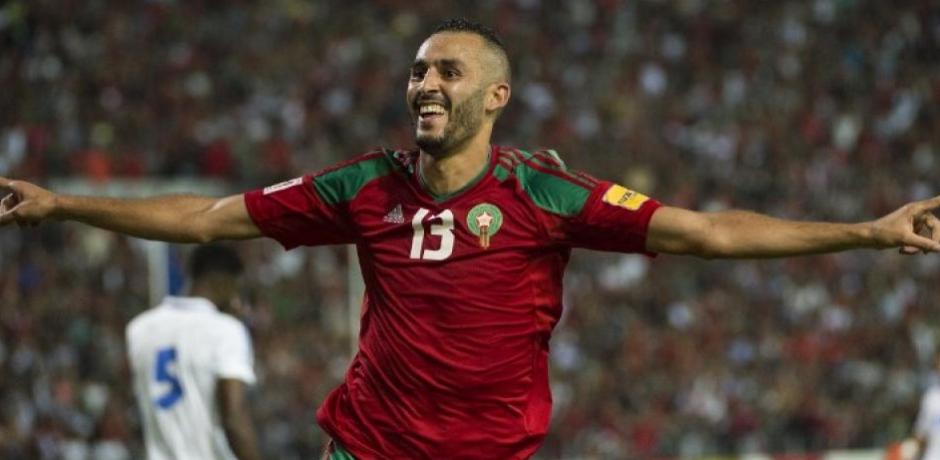 Le Maroc à un point du mondial russe.