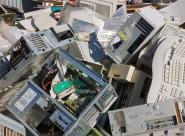 Trop de e-déchets!