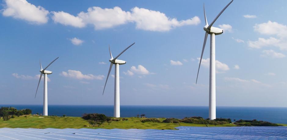 Energies renouvelables et secteur privé