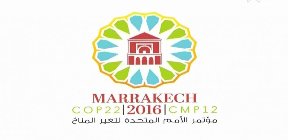 2016 : L'année de la COP 22!
