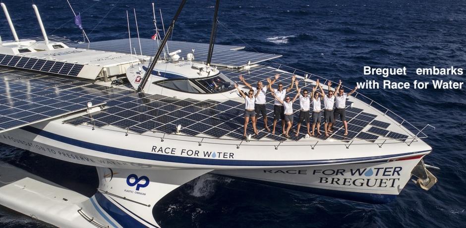 Race for water : déjà une année d'Odyssée!