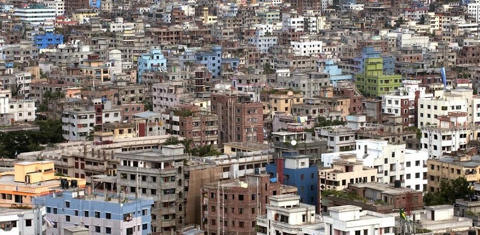 2050: dans l'enfer des villes surpeuplées