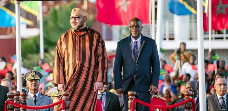 الحصاد الاقتصادي لجولة العاهل المغربي بروندا وتانزانيا