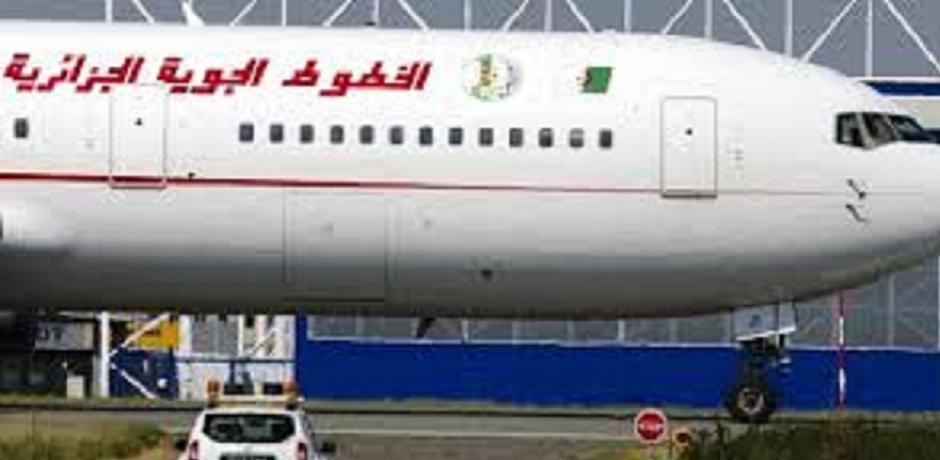 متاعب شركة الخطوط الجوية الجزائرية
