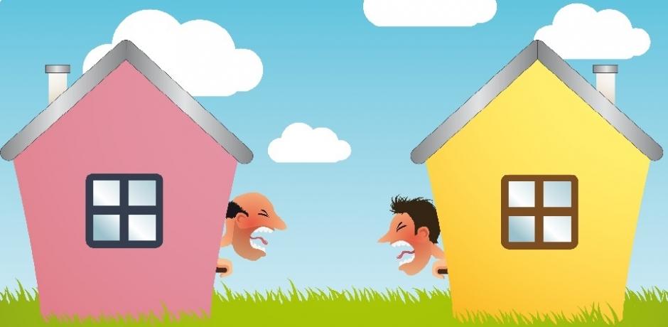 النزاعات بين الجيران ...سوء الفهم الكبير