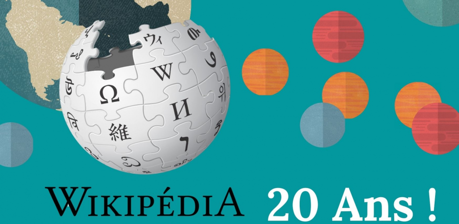 Wikipedia, 20 ans déjà!