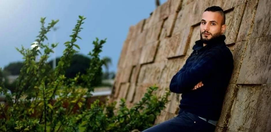 الفنان السوري باسل شدود
