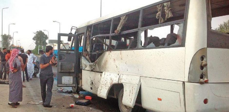 Les Coptes d'Egypte pris entre deux feux