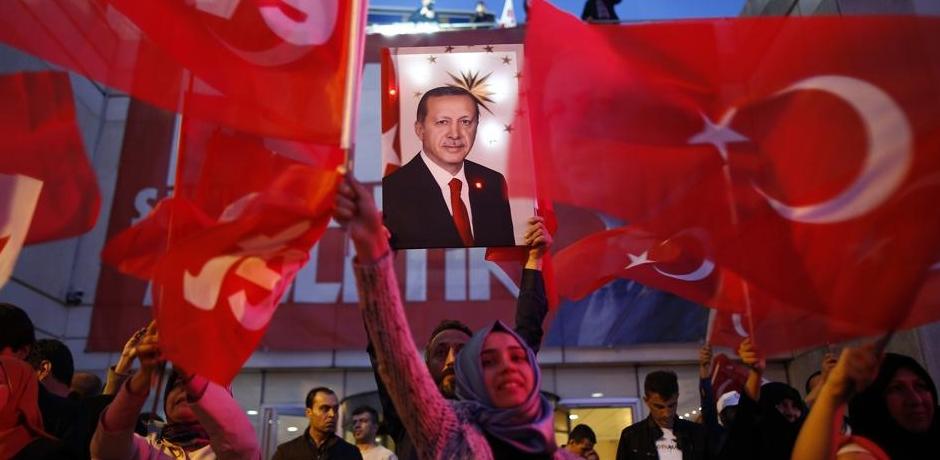 Dans la Turquie post-référundum
