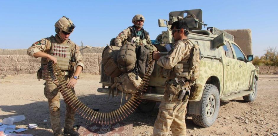 Soldats afghans et américains débordés dans le Helmand, terre des talibans