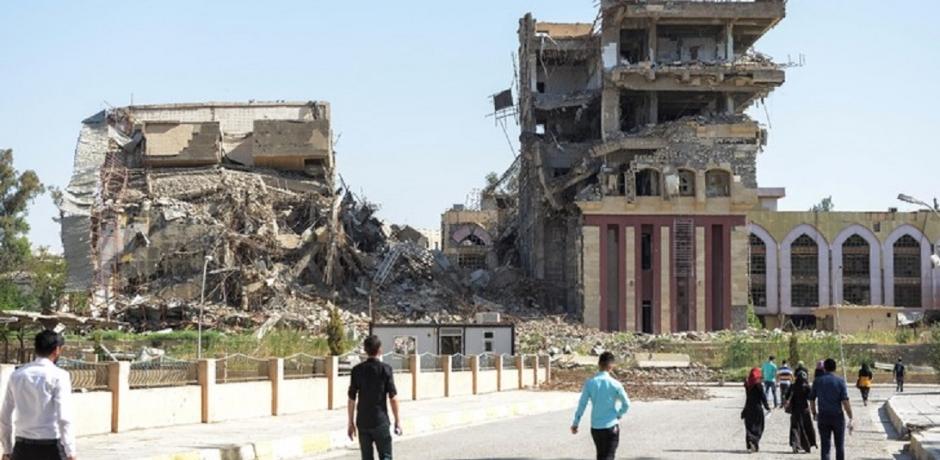 Irak: Réconciliation sur les bancs de la fac
