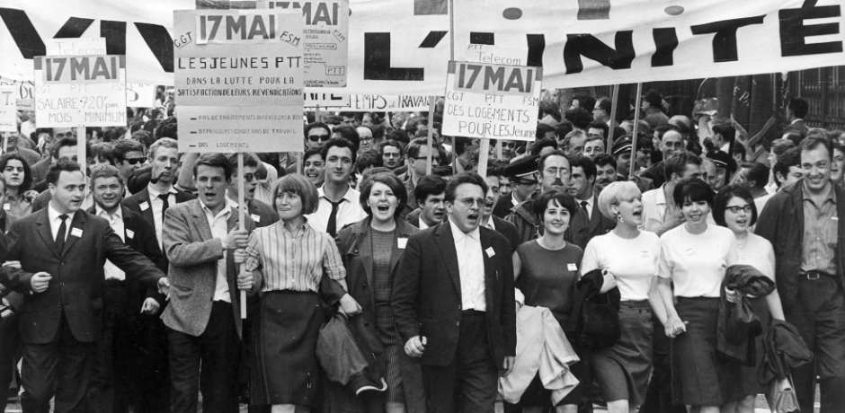Mai 68 vu et vécu par des Maghrébins