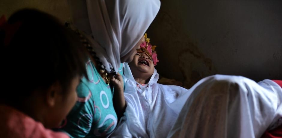 Trois millions de filles risquent l'excision en Afrique
