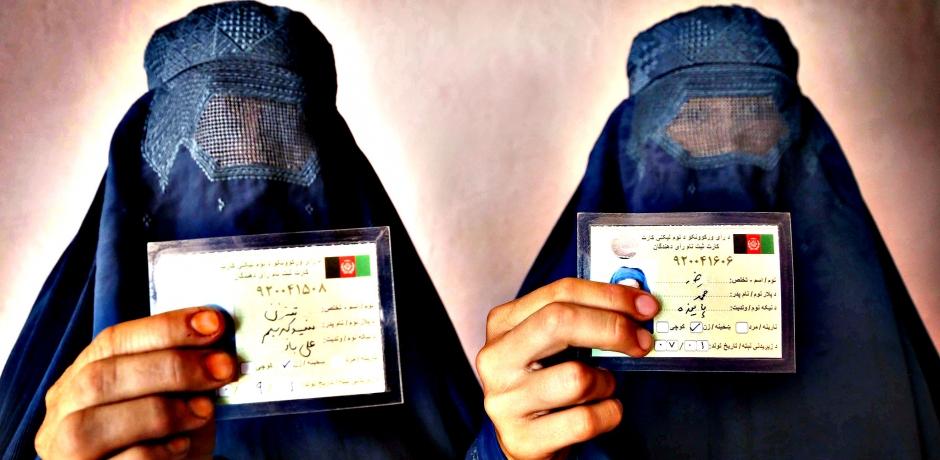 Afghanistan: Des législatives mises aux enchères