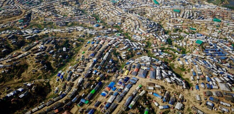 Kutupalong: Capitale des Rohingyas