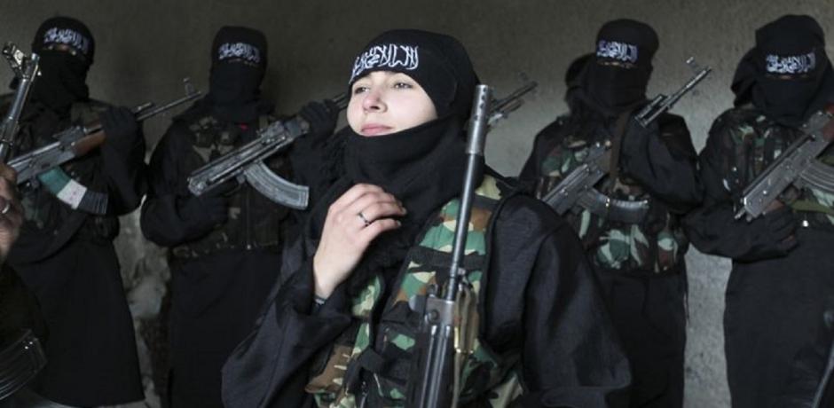 Syrie: Le retour impossible des femmes de terroristes