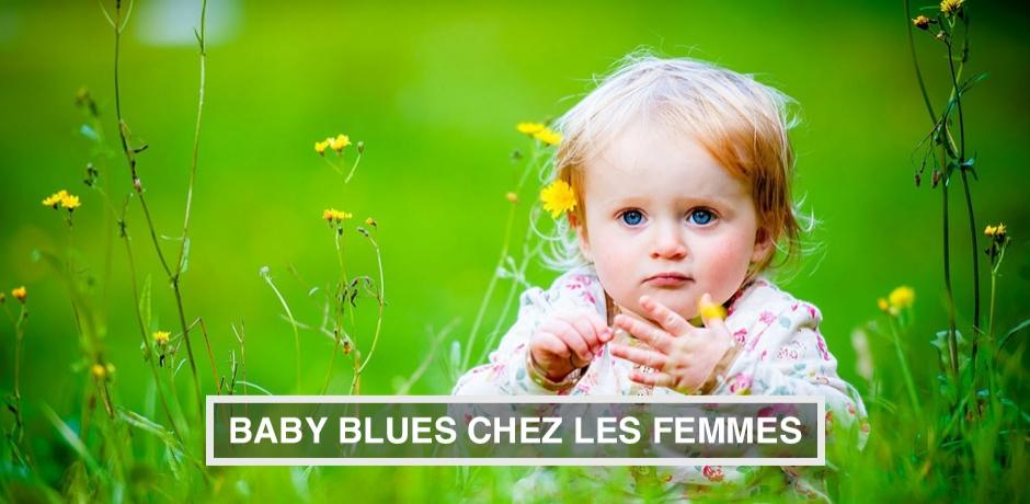 Les baby blues chez les femmes