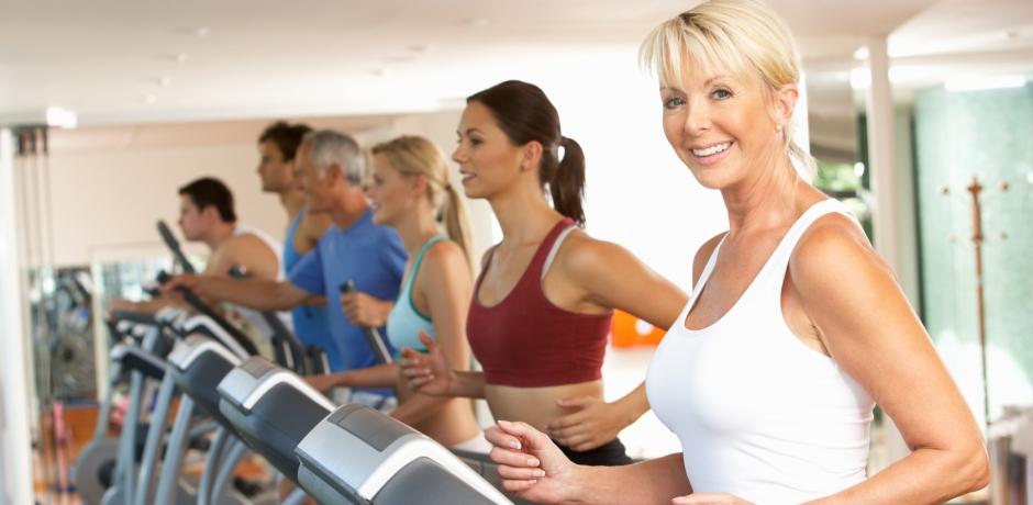 كيف تحافظ المراة على صحتها بعد عمر الأربعين؟