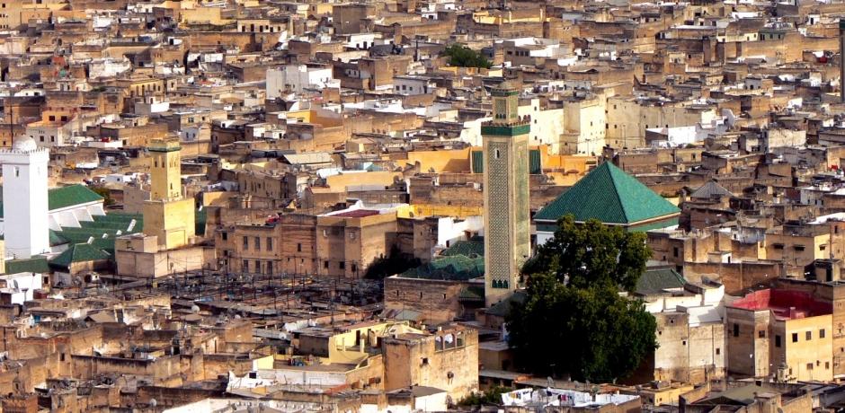 اليوم الأول مهرجان فاس للثقافة الصوفية الدورة العاشرة