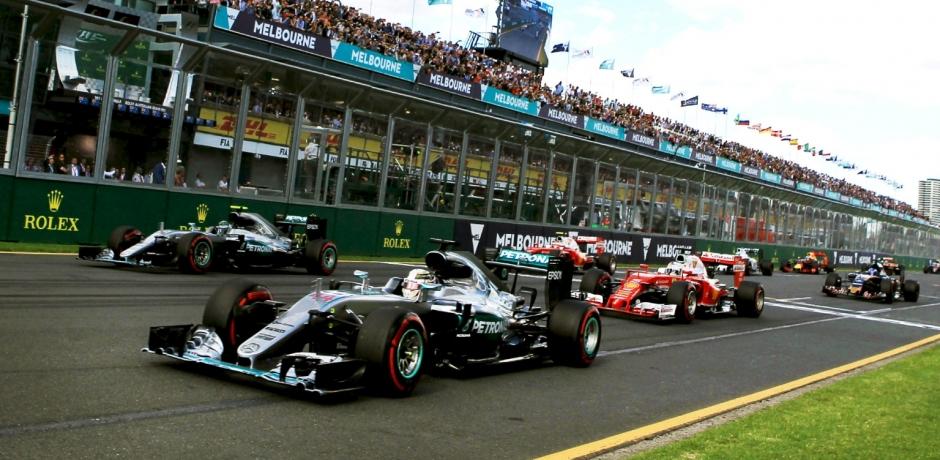 #41 Les F1 vrombissent de nouveau