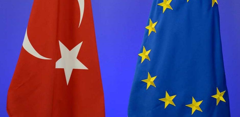 Les tensions entre la Turquie et l'Europe