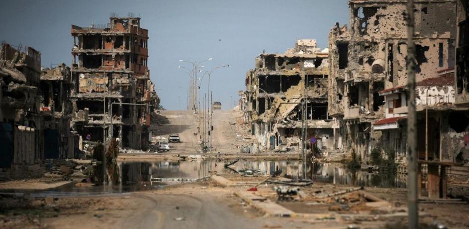 Bientôt une intervention étrangère en Libye ?